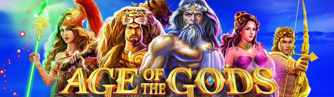 Age of Gods Slot Review