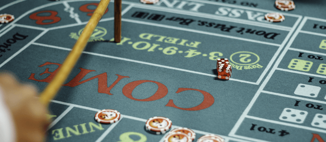 example of a game of craps