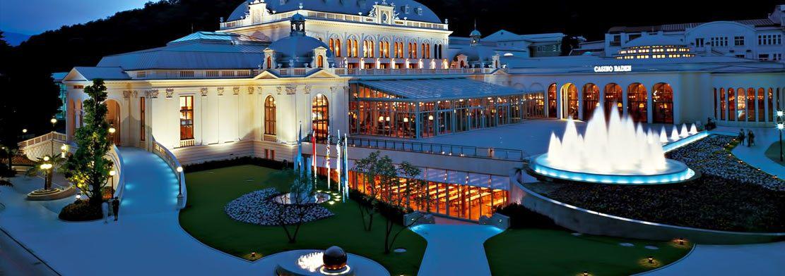 Luxury Casino Resorts around the World - Kurhaus Baden Baden, Germany