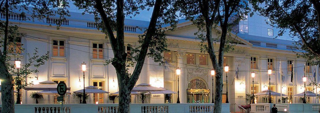 Luxury Casino Resorts around the World - Park Hyatt Mendoza, Argentina