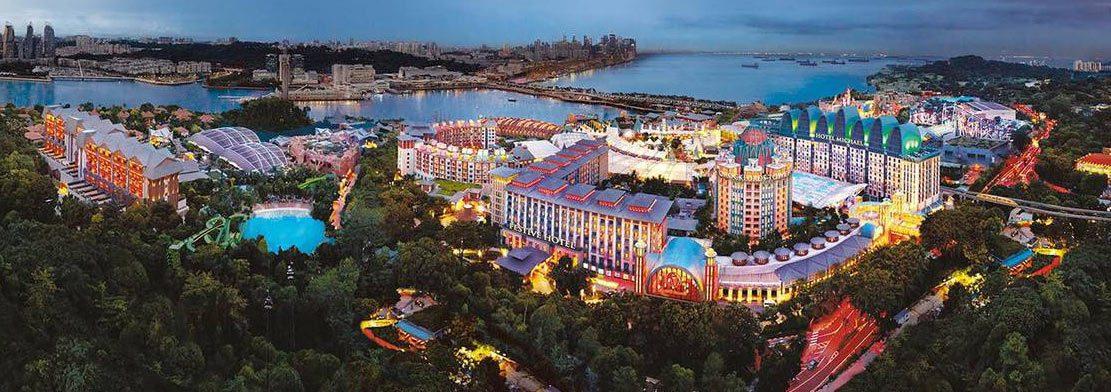 Luxury Casino Resorts around the World - Resorts World Sentosa, Singapore