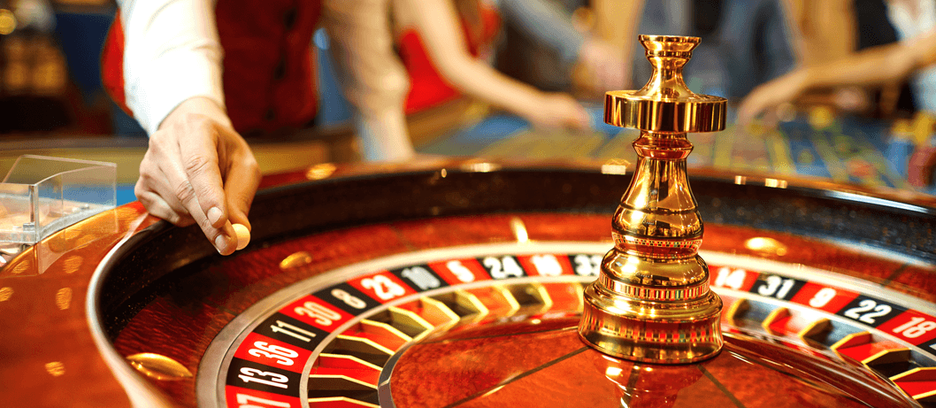 example of a game of roulette